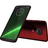 Smartphone Motorola Moto G7 Plus 64gb Dual Chip Novo