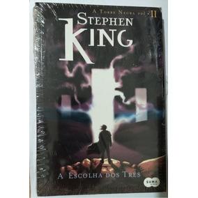 Coleção - Stephen King - A Torre Negra- Sebo Refugio