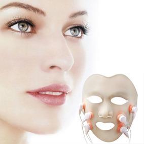 Mascara Facial Vibracion Led Reafirmante Antiedad