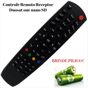 Controle Remoto Tv Cce Modduosat One Sd Stile D4201