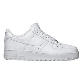 Tênis Nike Air Force One Branco- Novo 56da1a5b7a44b