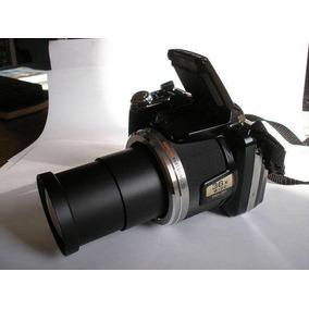 Câmera Olympus Sp-810uz Com Zoom Ótico De 36x + Digital 4x.
