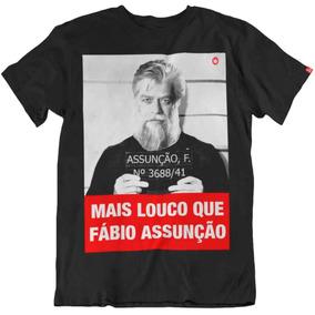 Camiseta Fábio Assunção