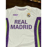 Camiseta Nueva Original Niño Real Madrid