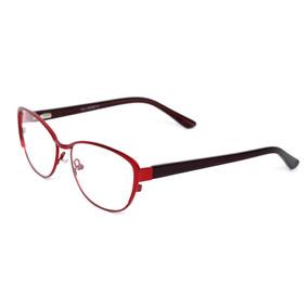 998941e2bba53 Oculos De Grau Feminino Vintage Vermelho - Óculos no Mercado Livre ...