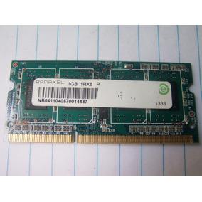 Memoria Ram Laptop Ramaxel Ddr3 1gb 1rx8
