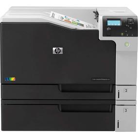 Impresora Hp Color Laserjet Enterprise M750dn