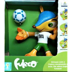 de253a7375 Boneco Fuleco - Bonecos e Figuras de Ação no Mercado Livre Brasil