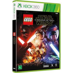Lego Star Wars O Despertar Da Força Xbox 360 Mídia Física Cd