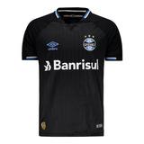Camisa Umbro Grêmio Iii 2018