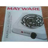 Parrilla Eléctrica Mayware Hy1000a