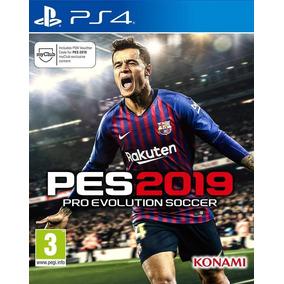 Pes 2019 Ps4 Playstation 4 Ps4 Juegos En Mercado Libre Uruguay