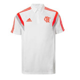 Camisa Polo De Viagem Do Flamengo Adidas - Futebol no Mercado Livre ... aa6f0526a6491