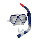 Lentes Para Buceo Snorkel Mascara Nadar Piscina Playa Gafas