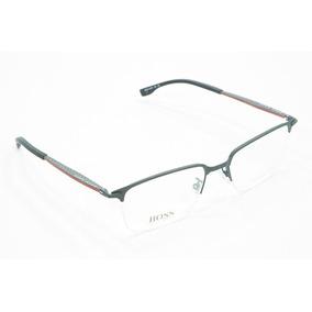 79af82bfe74e0 Armação De Óculos Para Grau Hugo Boss - Óculos no Mercado Livre Brasil