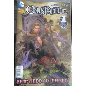 Constantine Hq Coleçao 1 A 14
