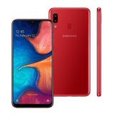 Samsung Galaxy A10 32gb + 32gb Cartão + Capinha + Película