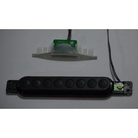 Teclado Led E Sensor Do Controle Da Tv Lg 32 Pol 32ln540b