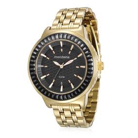 1119c57fb0c A Caixa Preta De Mondaine - Relógios De Pulso no Mercado Livre Brasil