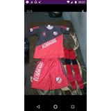 4bcdfb5b51 Vendo Jogo De Uniforme Completo 20 Camisa Shorts Meiao