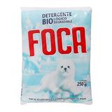 Detergente Para Ropa Foca 250g