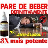 Dr Anti-álcool Drink F7 Nova Fómula 3 Vezes + Potente