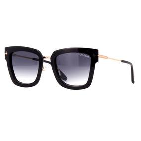 0099bb78acc2f Óculos De Sol Tom Ford Ft0231 Martina 01b Preto - Óculos no Mercado ...