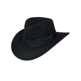 Sombrero De Fieltro Modelo Indiana en Mercado Libre México fd4de442d44