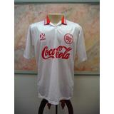 Camisa Futebol Náutico Recife Pe Kyalami Jogo Antiga 645 e17a9b827f9a2