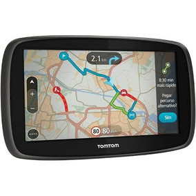 Gps Automotivo Tomtom Go 60b Tela 6 Bluetooth Com Trânsito