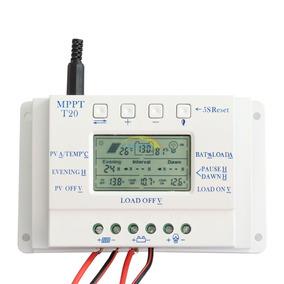 Controlador De Carga Mppt 20a - 12/24v - Energia Solar