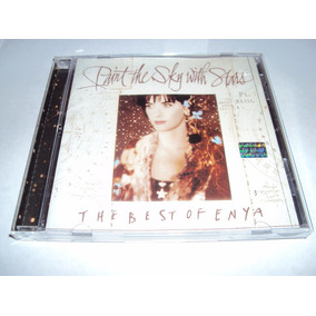 Enya - Paint The Sky With Stars The Best - Cd Nacional 1997