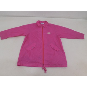 Camisa Impermiable Rosa Niñas #868