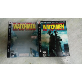 Jogo Sony Ps3 Watchmen The Complete Experience Original