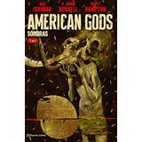 American Gods Sombras Nº 01/09 Neil Gaiman,scott Hampton,ph