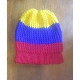 Gorros Combinados Tejidos A Crochet Para Damas Y Caballeros 5bc9fd1dea6
