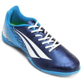 Chuteira Futsal Penalty Storm 7 - Chuteiras Azul marinho no Mercado ... 4f91cb16939cb