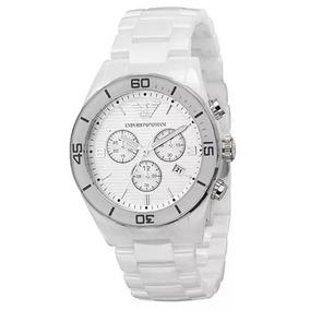 89f264ace95 Relogio Branco Ceramica - Relógios De Pulso no Mercado Livre Brasil