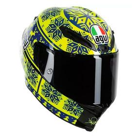 Valentino Rossi Azul Y Amarilla - Acc. para Motos y Cuatriciclos en ... 2c8aa8320c053