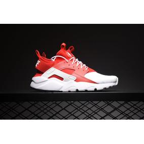 cfb3eadf22357 ... Para Hombre En Oferta. Lima · Zapatillas Nike Air Huarache Run Ultra  Red white 36-44.5