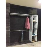 Closets Blanco 190x190x40 Cms.
