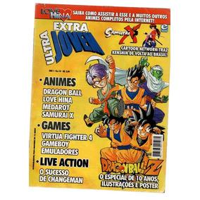 Revista Ultra Jovem Extra Dragon Baall Z Nº 10