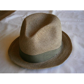 Sombrero Tipo Panama Excelente!! Como Nuevo fa0f9e9505d