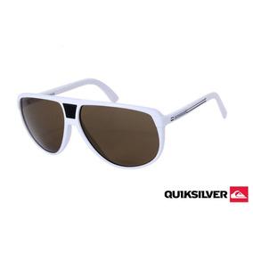 Oculos Quiksilver Racer White - Óculos no Mercado Livre Brasil 4e0656cbf5