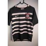 1895d76b1f Camisa Oficial Corinthians Uniforme Ii De 2015 + Frete