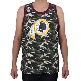 Regata Redskins - Camisetas e Blusas no Mercado Livre Brasil 866a2ef82b8