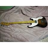 Bajo Fender Modern Telecaster