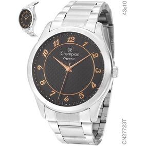 f108bd908e0 Relógio Champion Prateado Feminino Passion Ch24268q - Relógios De ...