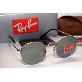 Ray-ban Redondo 3447 Preto Feminino Masculino - Várias Cores 979e2be5f8