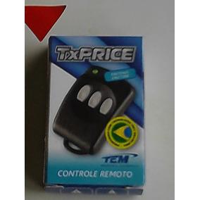 Controle Mc Garcia E Garen 433mhz - Original Tem *